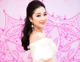 Hoa hậu Nguyễn Thị Huyền tái xuất đẹp rạng ngời