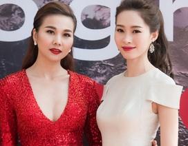 Hoa hậu Đặng Thu Thảo ngọt ngào, Thanh Hằng sexy