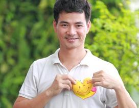 Xuân Bắc làm Đại sứ thiện chí cho trẻ bị hở hầm ếch