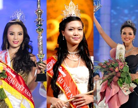 """Những Hoa hậu Việt bị dư luận đòi """"tước vương miện"""""""