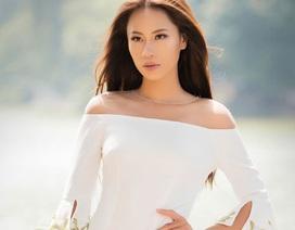 Á khôi Yến Nhi chọn váy áo để thi Hoa hậu Hòa bình Thế giới