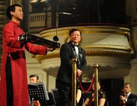 Đàn bầu được tôn vinh tại Festival Âm nhạc Mới Á – Âu 2016