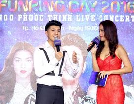 Đại nhạc hội FunRing Day 2016 – Noo Phước Thịnh Live Concert