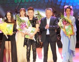 Thu Thủy giành giải nhất Giọng hát hay Hà Nội 2016