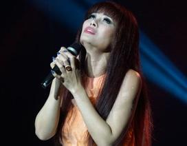 Ngọc Anh 3A hát khiến khán giả rơi nước mắt
