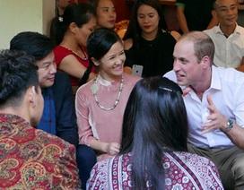 Nghệ sĩ Xuân Bắc nói gì khiến Hoàng tử William bật cười?
