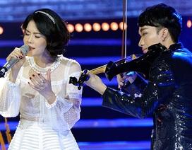 """Thu Phương- Hoàng Rob khiến khán giả lặng đi với """"Đêm nằm mơ phố"""""""