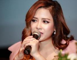 Dương Hoàng Yến bị khủng hoảng sau cuộc thi Sao Mai điểm hẹn