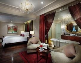 """""""Phòng Tổng thống"""" ở khách sạn 5 sao cổ nhất Hà Nội có gì đặc biệt?"""