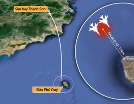 Vụ 2 máy bay Su 22 rơi: Khả năng xấu với 2 phi công