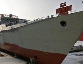 Nga hoàn tất 2 tàu khu trục hiện đại cho Việt Nam
