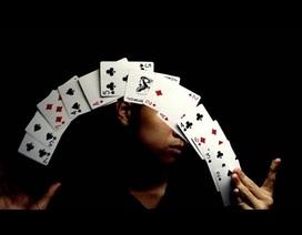 Lật tẩy bí mật trong ảo thuật chọn lá bài (P3)