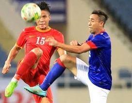 Đội tuyển Việt Nam đã ổn định đội hình cho AFF Cup 2014