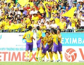 Đồng Tháp sẽ tham dự V-League 2015