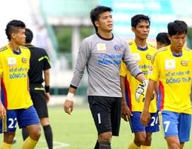 CLB bóng đá Đồng Tháp dùng lứa U21 làm nòng cốt ở V-League