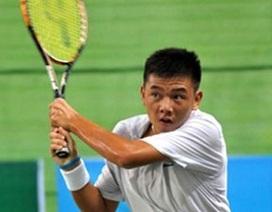 Tay vợt Lý Hoàng Nam không dự Đại hội TDTT toàn quốc 2014