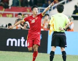Hàng thủ 4 trung vệ của đội tuyển Việt Nam
