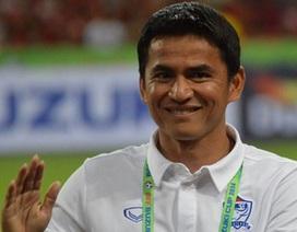 HLV Kiatisuk đặt mục tiêu ghi bàn trên sân Philippines