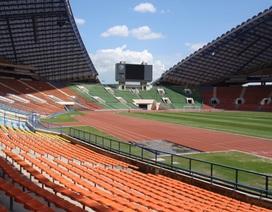 Trận bán kết lượt đi giữa Malaysia và Việt Nam diễn ra ở Selangor