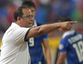 HLV Malaysia nhắc lại chiến thắng trước Việt Nam để khích lệ học trò