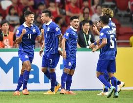 Thắng đẹp Malaysia, Thái Lan chạm một tay vào cúp vô địch