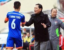 """HLV Than Quảng Ninh """"nhắc khéo"""" trọng tài trước trận đấu với HA Gia Lai"""