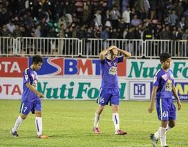 HA Gia Lai bất lực nhìn Than Quảng Ninh mang 3 điểm về nhà