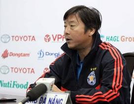 HLV Lê Huỳnh Đức trở lại ở vòng 8 V-League