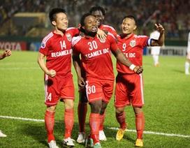 Tấn Tài đủ thể lực sang Nhật đá AFC Champions League