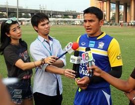 Bóng đá Thái Lan: Người khổng lồ kế bên hiên nhà
