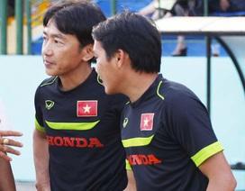 Ba ngày của HLV Miura với Olympic Việt Nam