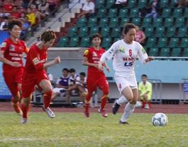 Hòa Hà Nam, TPHCM dâng ngôi vô địch lượt đi cho Hà Nội 1