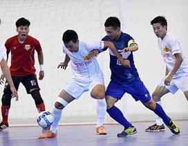 Thái Sơn Nam thắng trận thứ 2 liên tiếp tại giải futsal quốc gia
