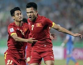 Đội tuyển Việt Nam ở vòng loại World Cup 2018: Gian nan tỏ mặt anh tài