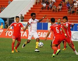 Vòng 1 cúp quốc gia 2015: Cuộc đấu của các đội hạng Nhất