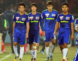 Tuấn Anh và Xuân Trường hồi phục trước trận gặp SL Nghệ An
