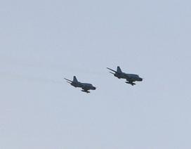 Vụ 2 máy bay Su-22 mất tích: Hai phi công kịp nhảy dù