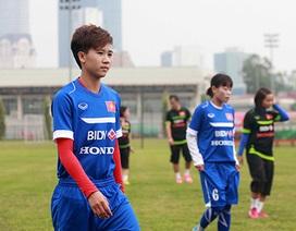 Đội tuyển nữ Việt Nam để thua trong trận đấu tập trước giải Đông Nam Á