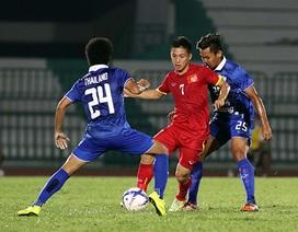 VFF bàn với LĐBĐ Thái Lan xin FIFA dời lịch thi đấu vòng loại World Cup
