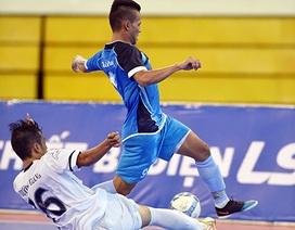 S.Khánh Hòa xây chắc ngôi đầu bảng B ở giải futsal quốc gia 2015