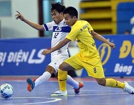 Thái Sơn Nam và Sanna Khánh Hòa vào giai đoạn 2 giải futsal quốc gia