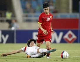 Đội tuyển Việt Nam: Ai đá cặp với Công Vinh?