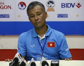 """HLV Takashi: """"Tôi đến đây không chỉ để đánh bại mỗi Thái Lan!"""""""