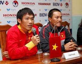 Đàn anh Lê Tấn Tài động viên U23 Việt Nam
