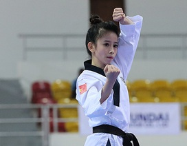Châu Tuyết Vân: Niềm hy vọng vàng ở môn Taekwondo
