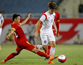 Bài toán ở trung tâm hàng tiền vệ của U23 Việt Nam