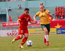 Thua U20 Australia, nữ Việt Nam trắng tay ở giải Đông Nam Á