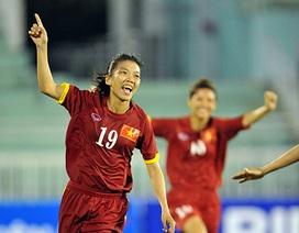 HLV Takashi hạnh phúc với trận thắng đầu tiên cùng đội nữ Việt Nam