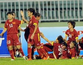 Thắng dễ Philippines, Việt Nam đụng Thái Lan ở bán kết