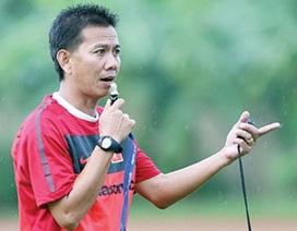"""HLV Hoàng Anh Tuấn: """"Đường vẫn còn dài với U23 Việt Nam"""""""